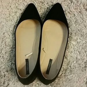 Black flats from Forever 21